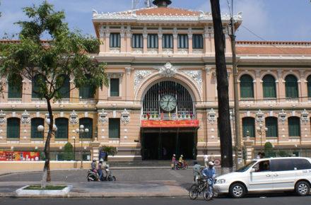 Saigon trépidante