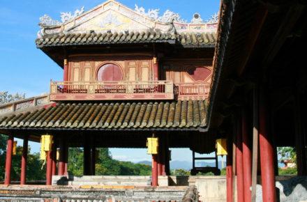 Hue: ancienne cité impériale