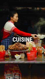 cuisine de rue Hanoi