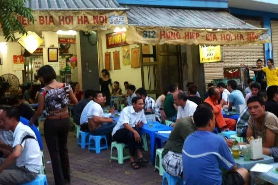 Culture Bia Hoi