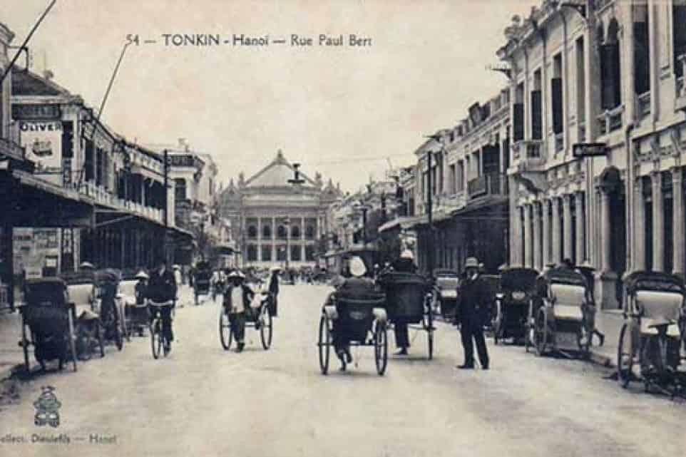 opéra de Hanoi