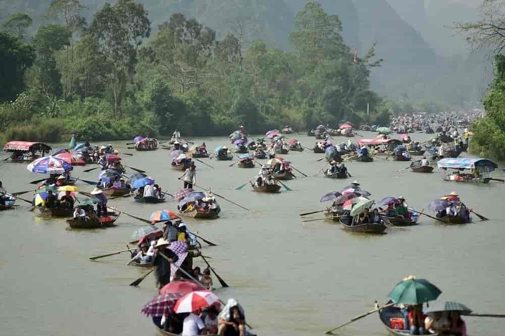 Pagode des Parfums Vietnam