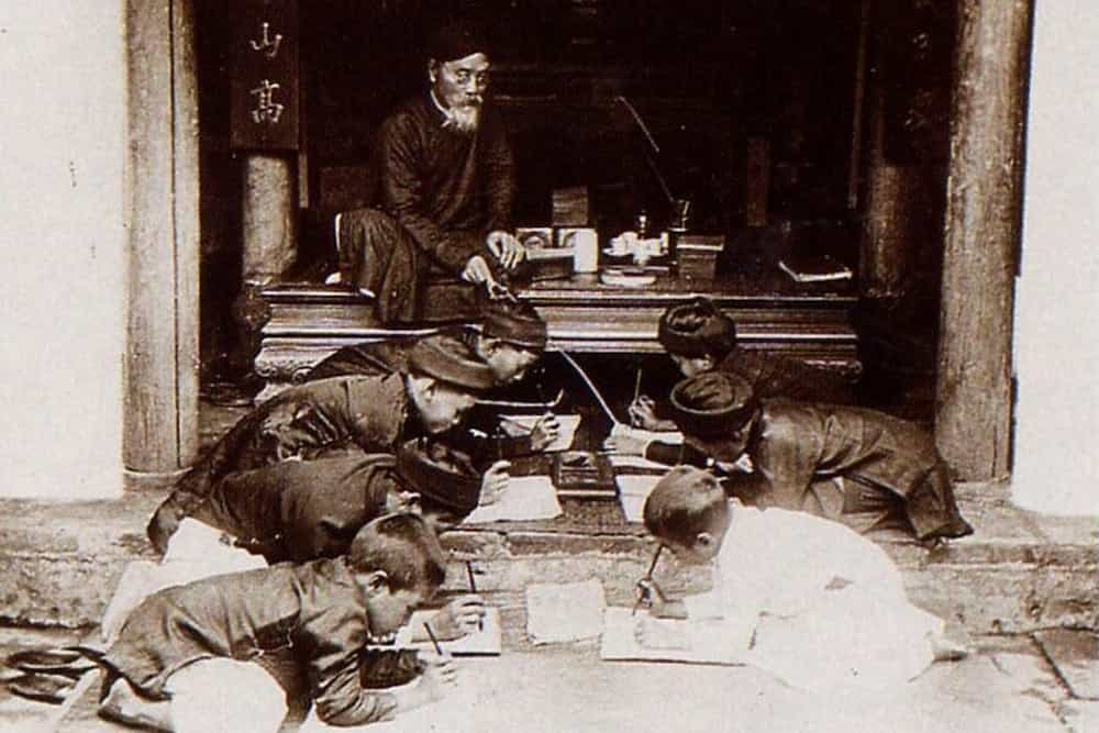 calligraphie vietnamienne