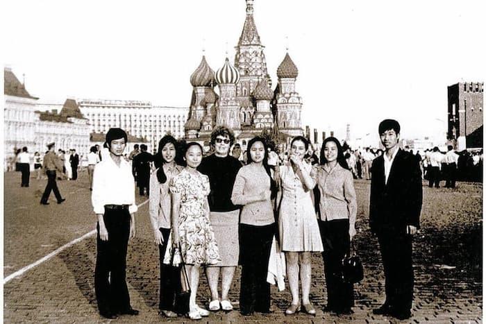 Les ex-étudiants vietnamiens en Russie des années 1980. Ils constituent le noyau dur du régime communiste contemporain. © An Jenna Nguyen / laodong.vn