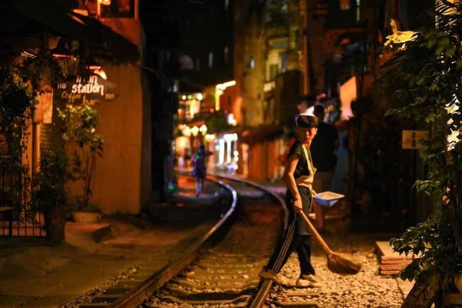 rue du train