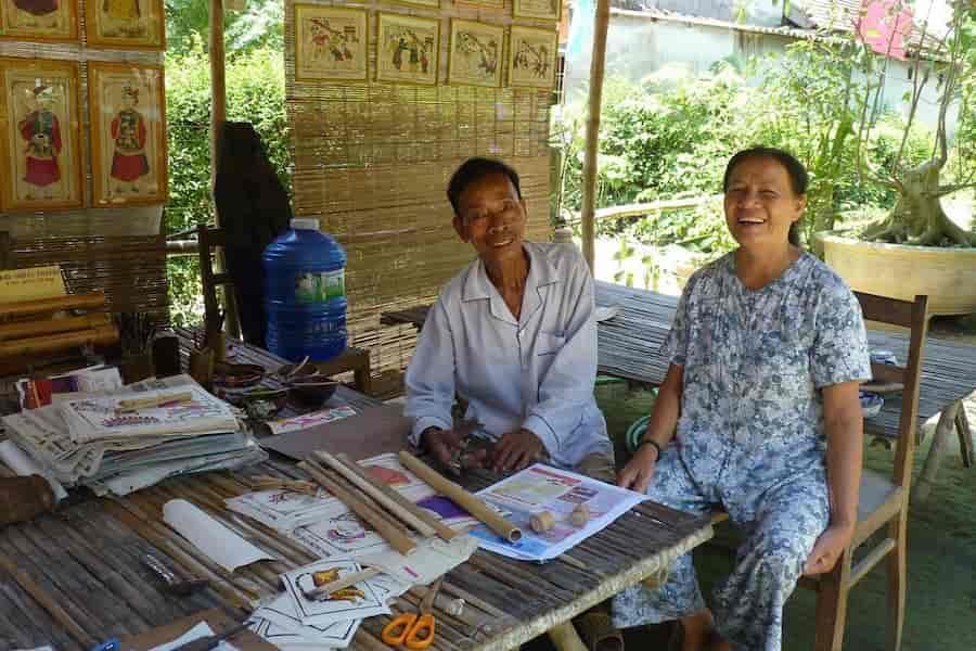 villages d'artisanat