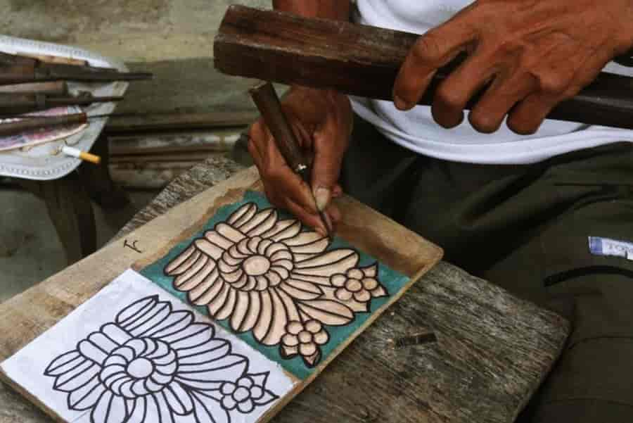 village d'artisanat