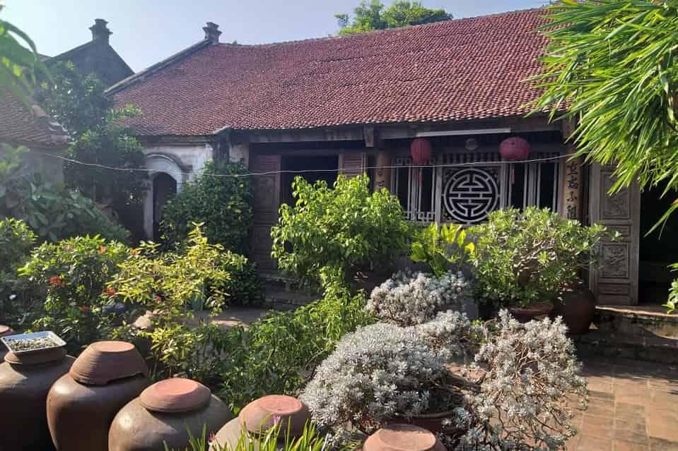 ancienne maison de Duong Lam
