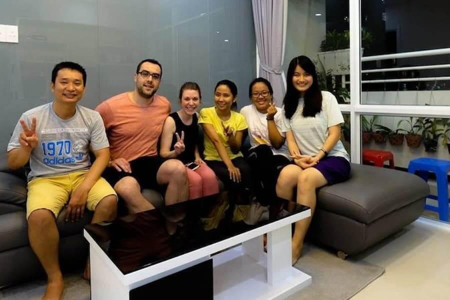 hospitalité des Vietnamiens