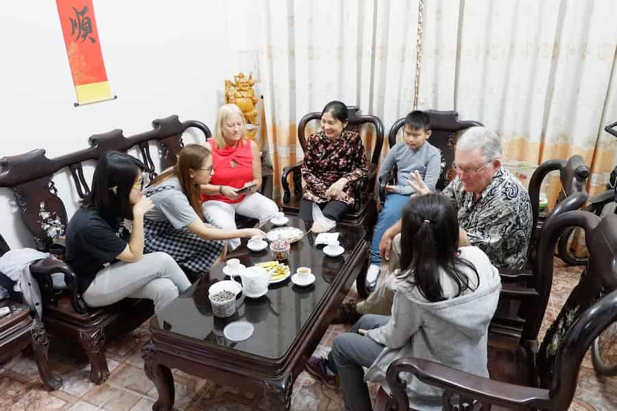 habitants du Vietnam